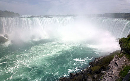 Niagara Falls, different perspectives