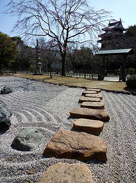 旧近衛邸庭園と西尾城 - Kyu-Konoe-tei and Nishio Castle