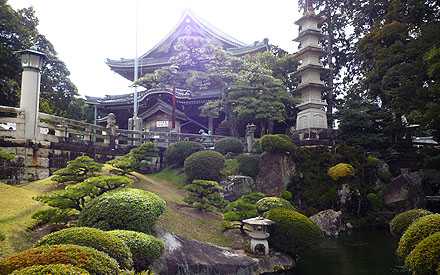 豊川稲荷 - Toyokawa Inari